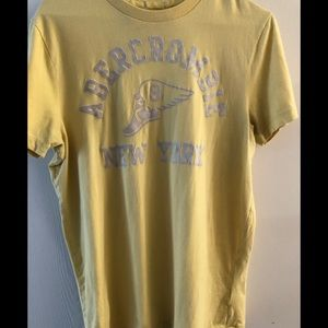 VTG Abercrombie and Fitch T men's Large